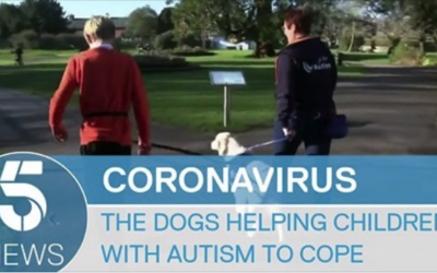 Dogs for Autism on Channel 5 News